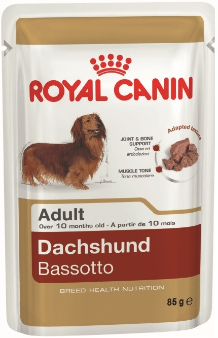Royal Canin Такса (паштет)