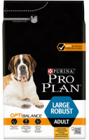 Pro Plan Large Robust Adult, курица и рис