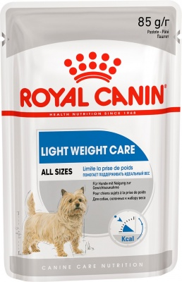 Royal Canin Light Weight Care Pouch Loaf