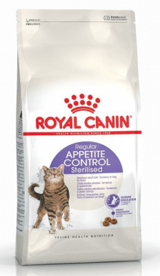 Royal Canin Sterilised Appetite Control Care